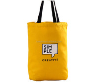 High Quality Promotional Eco Friendly Recyclable Shopping Bag Canvas Cotton Bag