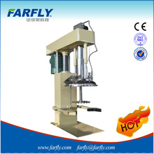 paper making FDZ Vacuum Disperser,dissolver,paint mixer with tank arm