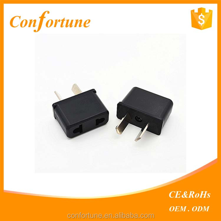 Travelling power supply jacket Type 9623 JHD AU to EU US CN multiple adaptor plug AUS/CHINA socket