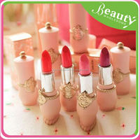 bright red color lipstick ,SY075 led lipstick