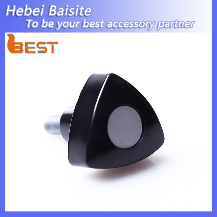 BT.100204 Wholesale Home Appliance Black Knob for Furniture or Machinery tools