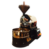 UR,GS,CE,RoHS,UL Certification and Stainless Steel Housing Material Coffee roaster price