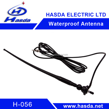 Automatic satellite marine TV antenna