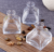 Wholesale Hot Sale Triangle Tent Aroma Home Reed Diffuser Glass Bottle