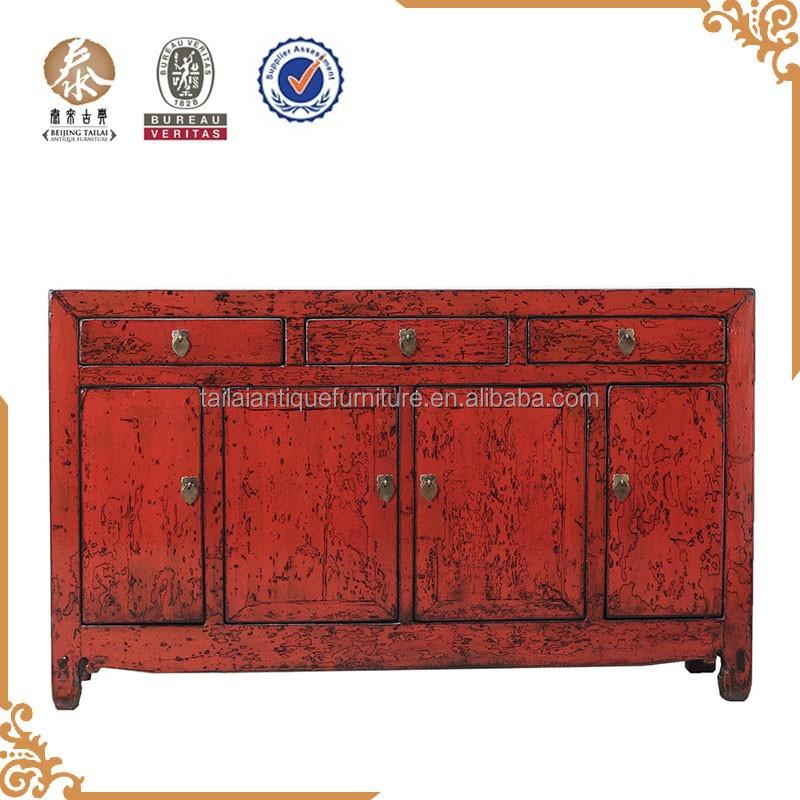 Koop laag geprijsde dutch set partijen groothandel dutch galerij afbeelding setop oude grenen - Oude meubilair dressoir ...