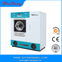 Solvent cleaning strong innotive hydro carbon dry cleaning machine