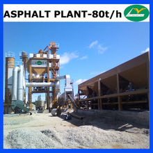 80TPH Asphalt Equipment for Road Construction,Asphalt Mixing Equipment