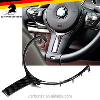 CARBON FIBER AUTO STEERING WHEEL COVER FOR BMW 4 SERIES F32 F33 F36 2013-2017