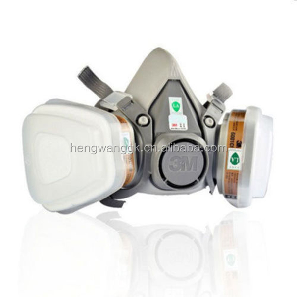 3M 6200 half face respirator 3M half face mask 6200 3M chemical gas half mask/safety gas