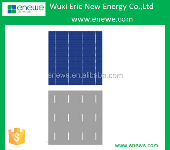 ENEWE-P156-4BB High efficiency multi junction solar cell individual solar cell supplier