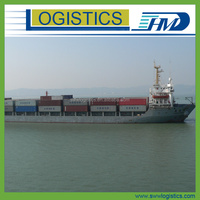 LCL and FCL sea freight/ocean freight logistics door to door service from Shenzhen to Kota Kinabalu
