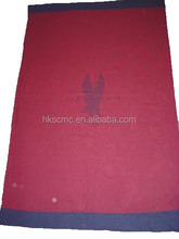 Professional 100% modacrylic fire Retardant airlines blanket
