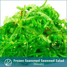 halal frozen food malaysia, seasoned seaweed salad