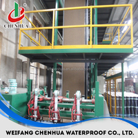 China Alibaba supplier modified bitumen equipment