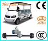 4 Front Seaters Plus 2 Rear Seaters Cheap Electric Golf Cart 48v,rear axle motor for golf car,electric differential motor,amthi