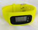 Hot selling silicone wristband cheap 2D pedometer for promotion