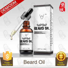 Be Your Handsome Gentleman Organic Fragrance Free Beard Oil and Leave-In Conditioner for Men 30ml