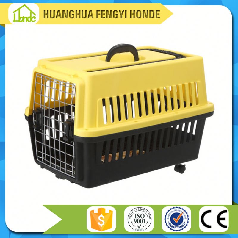 Car Crate Pet Travel Dog Carrier