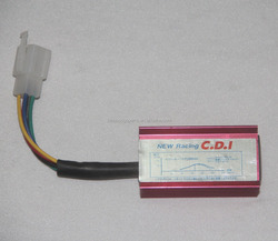 5-pin New Racing CDI Fit for the 110cc to 200cc ATV, Scooter Moped, Pocket Bike, Pit Bike, Dirt Bike, Motorcycle Spare Parts.