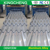 China Supplier 5052 5083 5754 Embossed Anodize Aluminum Sheet