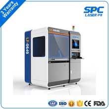 SPC hot sale HIWIN grinding high precision small metal laser silicone wristband sintering cutting machine