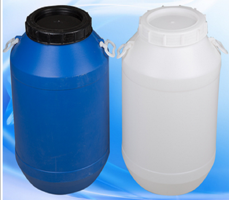 High quality Plastic Barrel ,Drum 200 Litre HDPE Open Top Blue Plastic Drum plastic chemical barrel