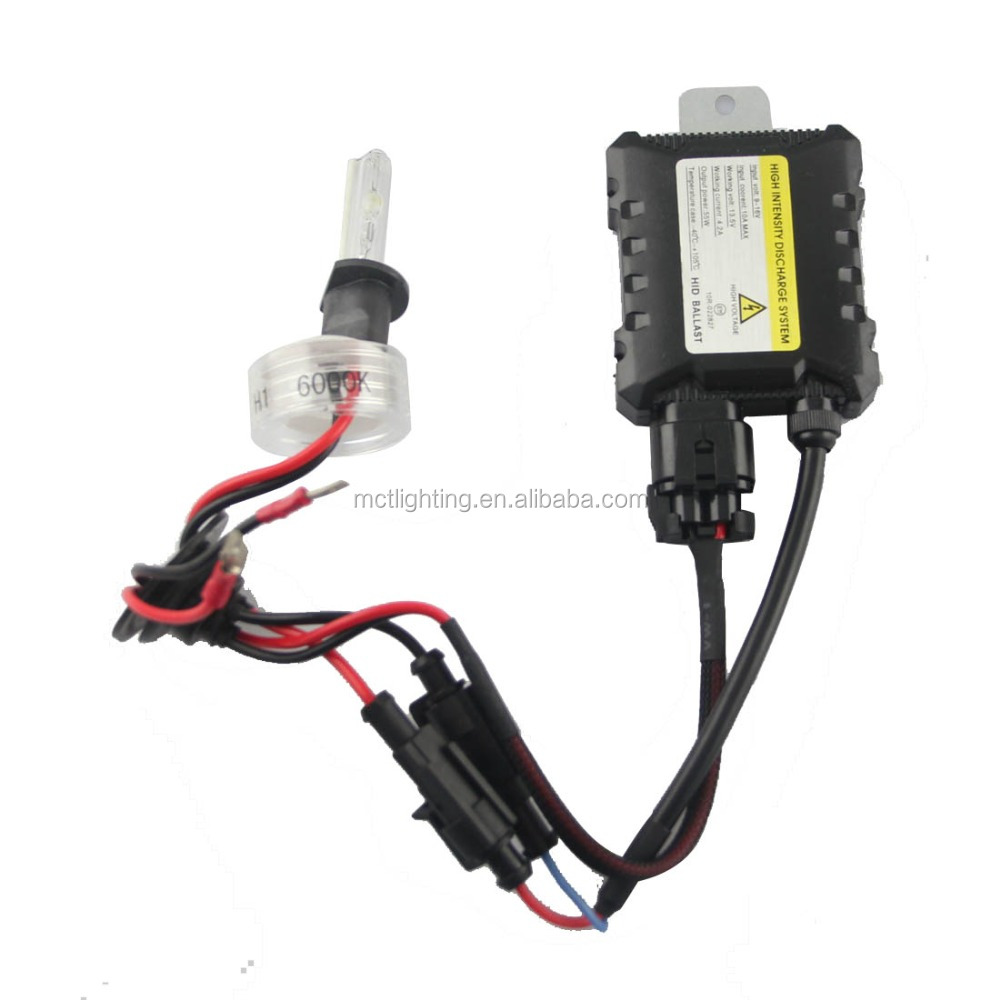 Ballast 12v Slim HID Xenon Ballast blocks ignition replacment for xenon hid kit H7 H11 HB4 HB3 hid ballast 55w/35w 1pc