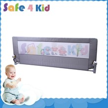 Children safety bed fall prevention bed edge guard for kids