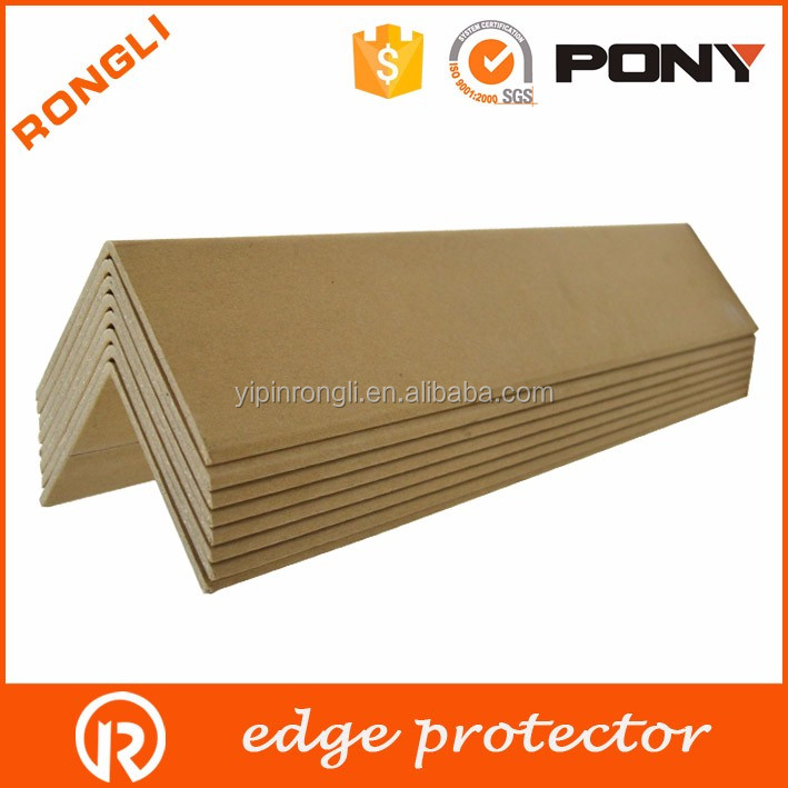Avoid opening box kraft paper corner protector exports to the U.S.