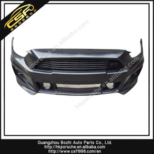 Car Modify Front Bumper PP Material for Ford Mustang New
