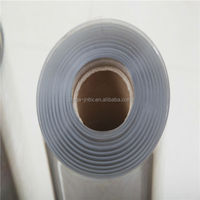 Transparent Blister packing tint blue PVC rigid film