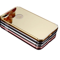 case for iphone 8 plus, electroplate mirror pc hard cover for i phone 7