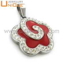 stainless steel charm,jewelry charm