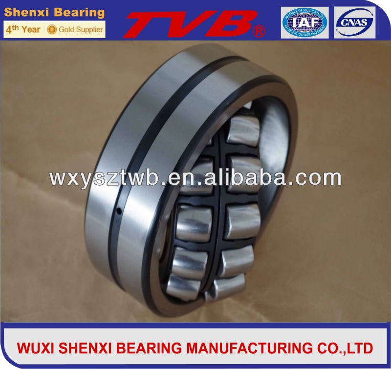 own brand TVB flight yoke 23126 spherical roller bearing