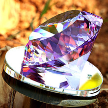 Best sales crystal diamonds shaped wedding gifts for guests