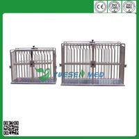 top quality good feedback stainless steel pet small squirrel cage