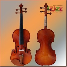 high quality selected solid wood violin