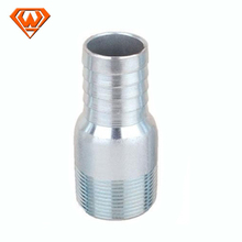 galvanized npt all thread pipe connection nipple