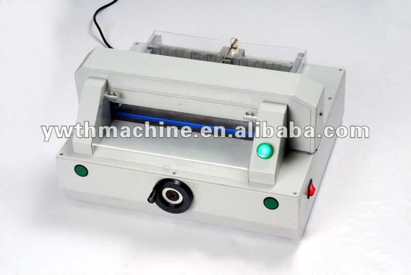 "320mm Electric 12"" Table Top Paper Cutting Machine"