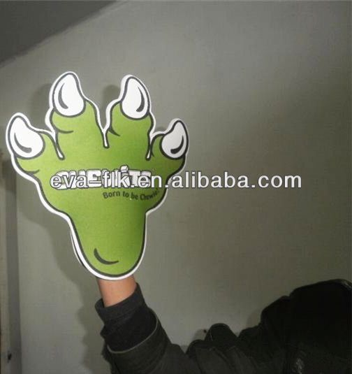 OEM design big hand for cheering