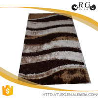 High Quality Factory price Tianjin modern latex backing washable rug