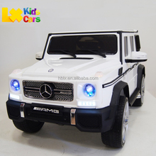 Mercedes Benz G65 Kids Ride On Car Licensed Power Wheels Electric Car RC Remote Control