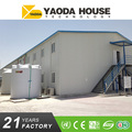 One or two floor sandwich panel steel structure prefabricated houses south africa