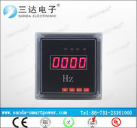 Digital Intelligent Led Panel Electrical Frequency Counter