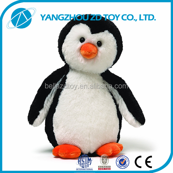 fashion new style christmas gift soft outdoor toys cheap plush penguin toys