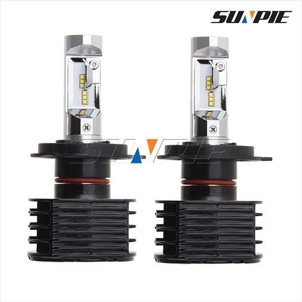 Auto Parts Accessories Car Headlight or Headlamp,3500LM Automotive LED Headlights Bulbs,H13 H4 LED Lights for Cars Hyundai