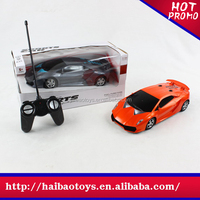 New model and high quality 1:18 4ch portable simulation model mini remote control rc car toys with front LED light for sale