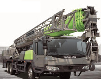 best price top quality famous brand ZOOMLlON hydraulic boom mobile truck crane 25ton QY25V with one year warranty