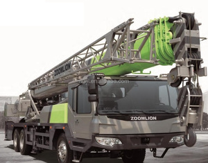 best price top quality famous brand hydraulic boom mobile zoomlion truck crane 25ton QY25V with one year warranty