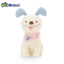 2017 new design high quality hot selling Metoo stuffing dog new design soft plush toys